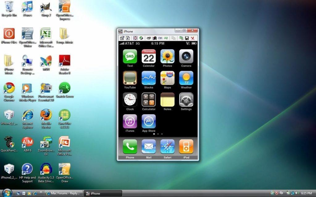 Controlar tu iPad desde la Pc
