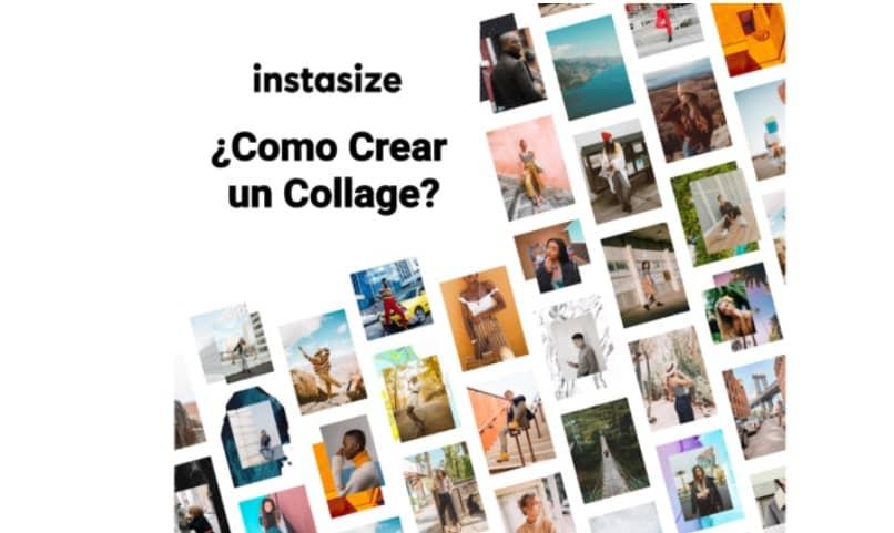como crear un collage para instagram con instasize