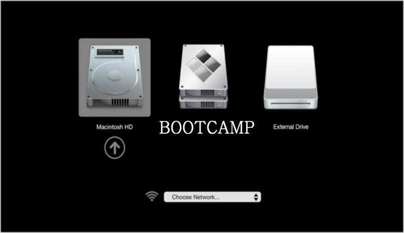 configurar boot camp pc mas