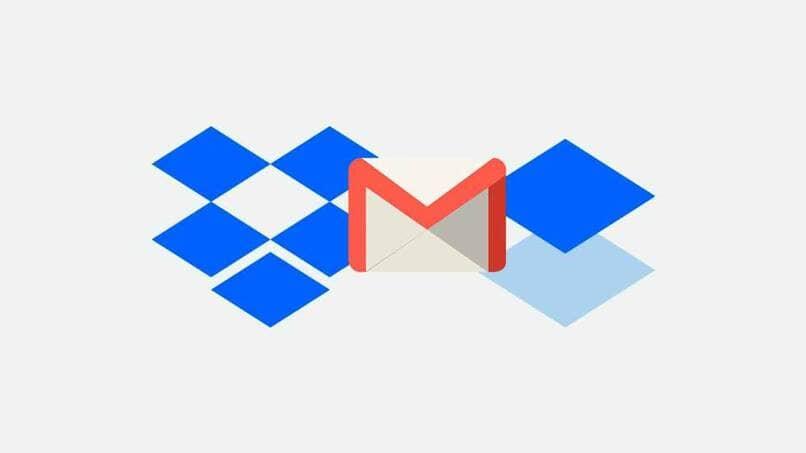 como vincular mi correo gmail con mi cuenta de dropbox
