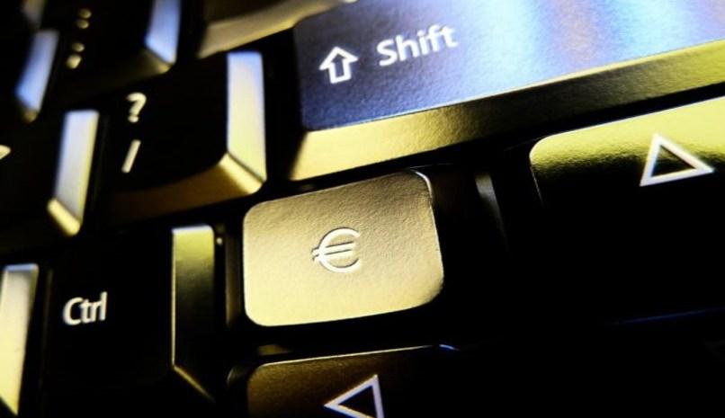 escribir simbolo euro