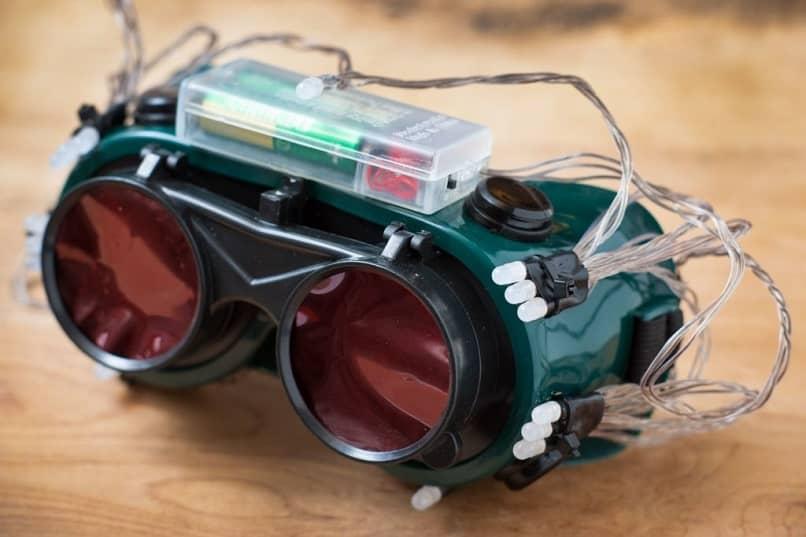 que son las gafas de vision nocturna