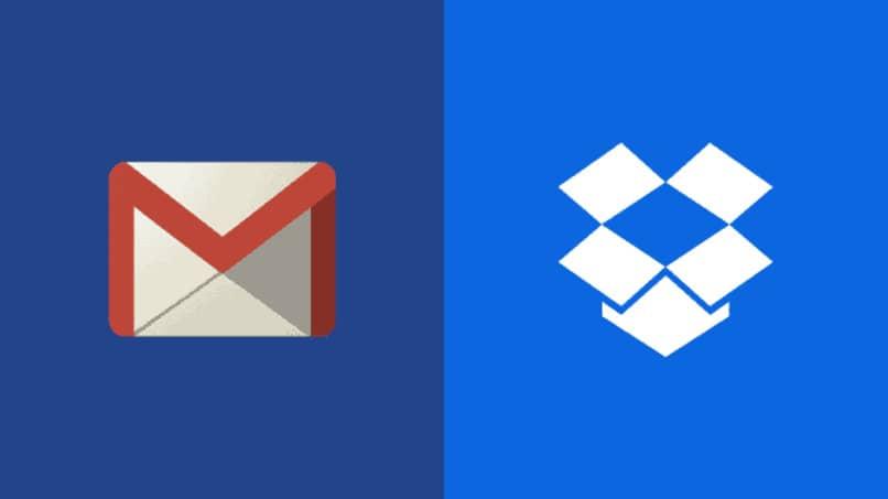 como integrar mi correo gmail con mi cuenta de dropbox