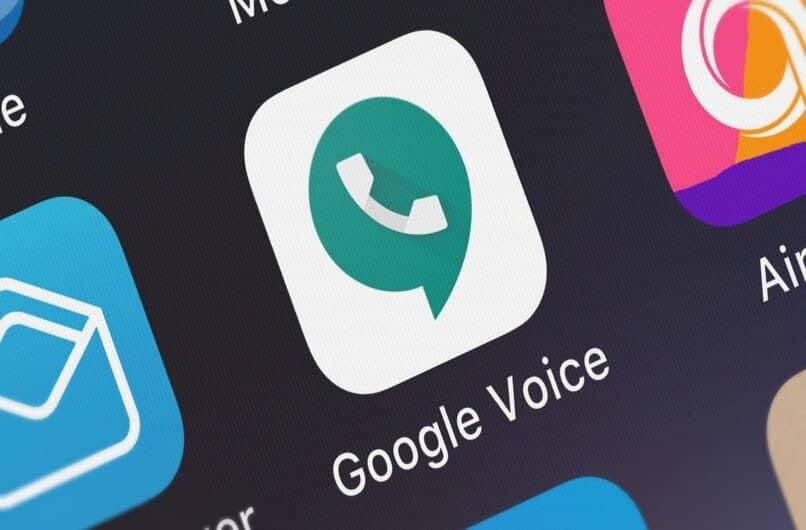 aplicacion de google voice