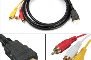 HDMI a RF