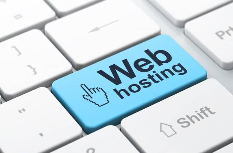 que es un hosting web