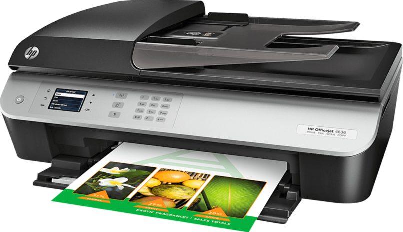 activar impresora windows