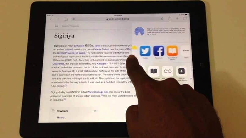 usar ibook en ipad