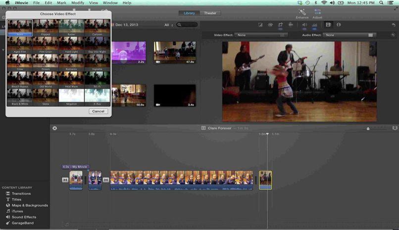 editar videos imore