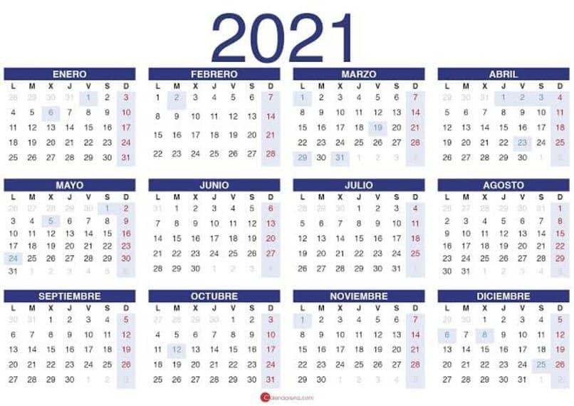 consultar mirar google calendar
