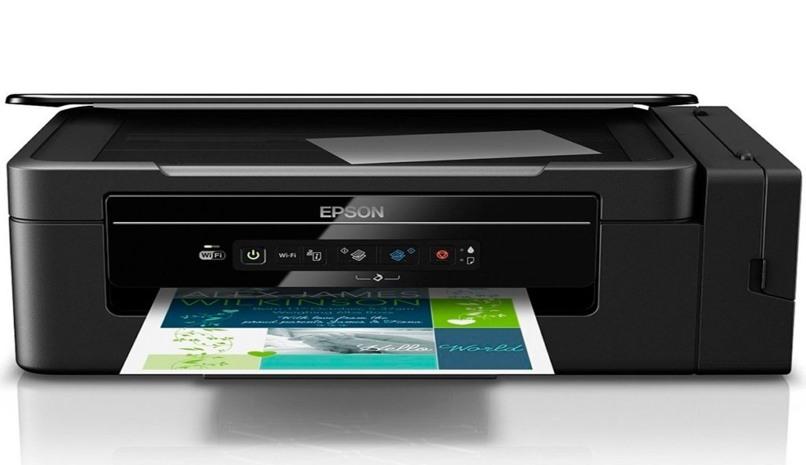 encender-impresora conexion