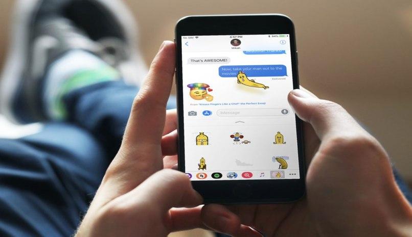 app chat mensajes iphone