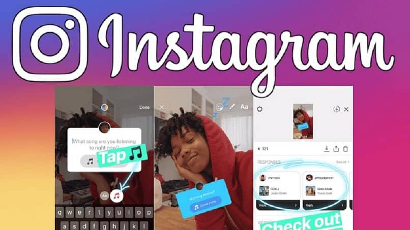 como disfrutar de la musica en las historias de instagram