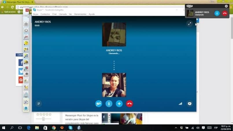 disfrutar al cambiar voz en skype
