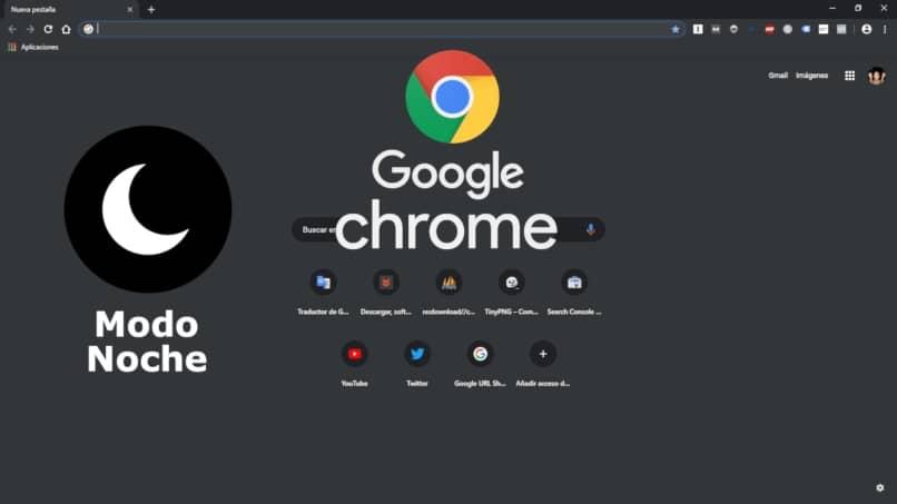 Activa el modo nocturno de Chrome y descansa tu vista