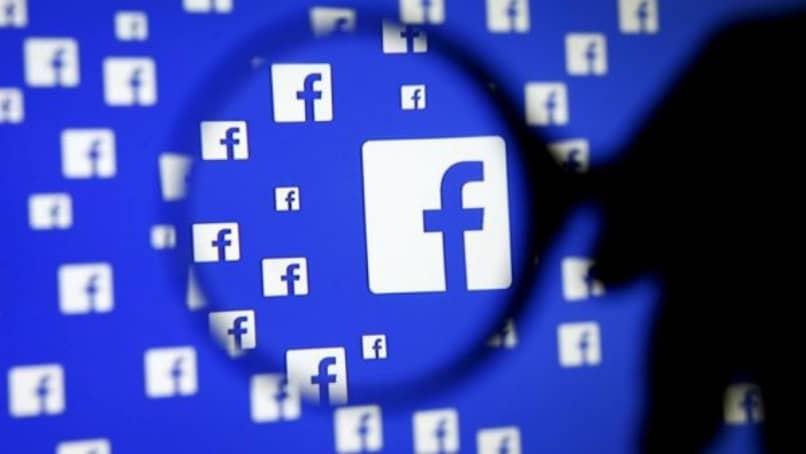 lupa multiples logos facebook