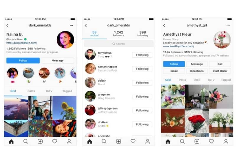 guia para modificar la foto personal de instagram