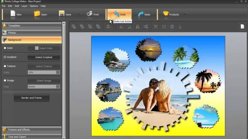 descarga programa para hacer collages de fotos