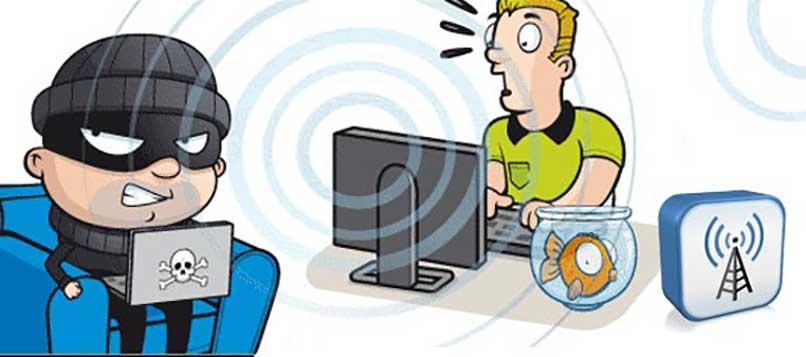 Evita el robo de tu conexión a internet