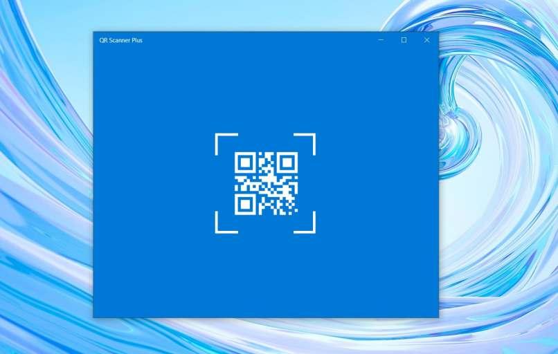 leer o escanear codigo qr windows 10