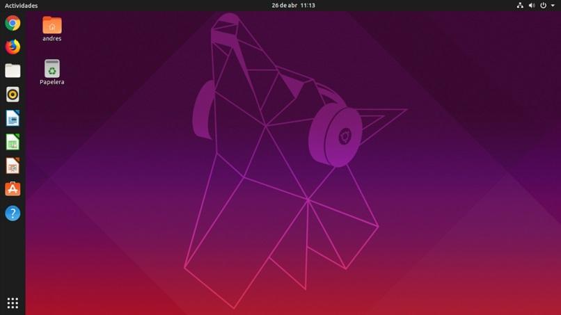 sistema operativo de ubuntu
