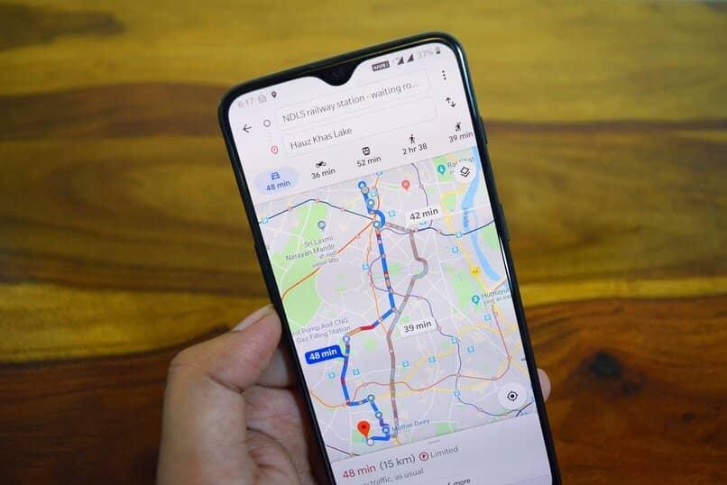 usar street view de google maps