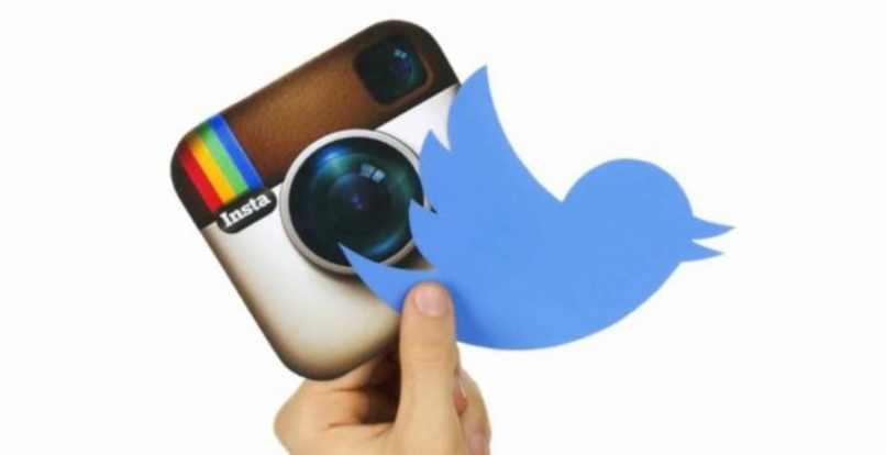 redes instagram twitter vincular wallpaper