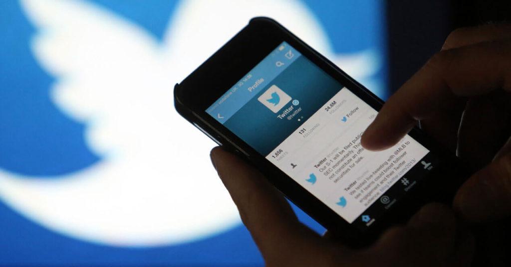 Usuario en Twitter