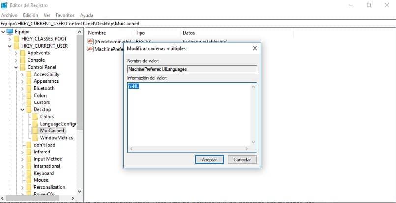 para que sirve el registro de windows
