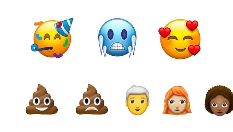 whatsapp emojis iphone