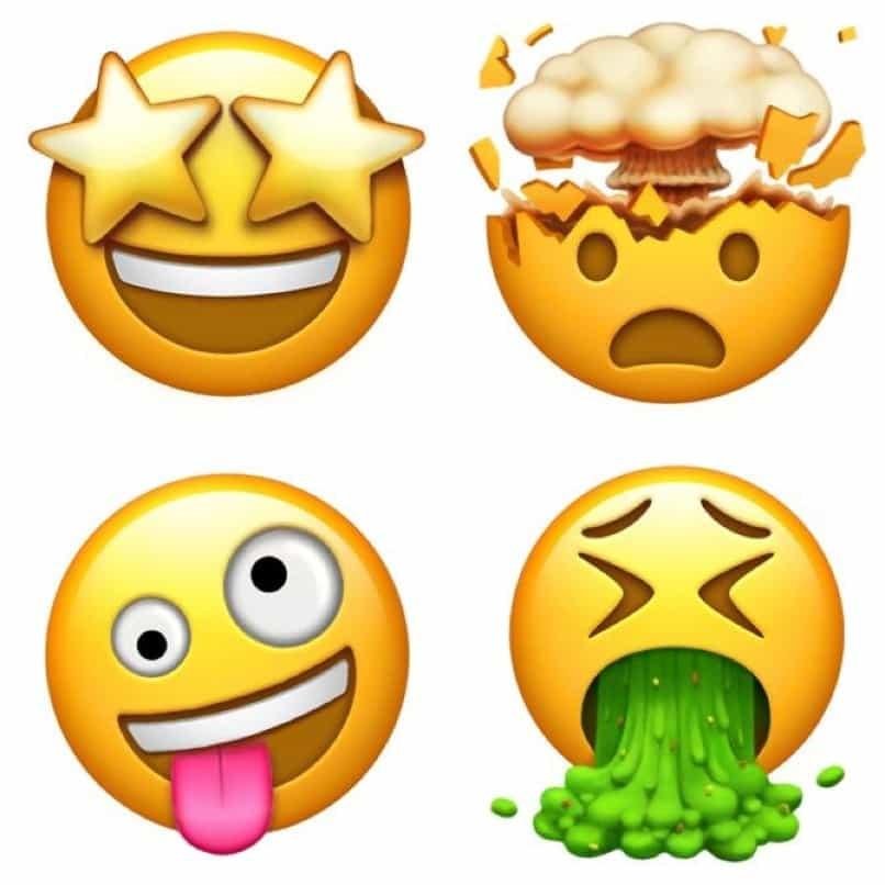 emojis iphone populares