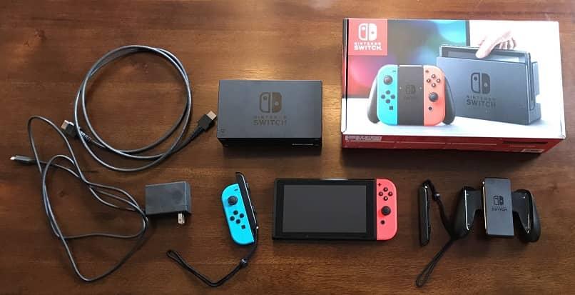 como conectar nintendo switch al tv para jugar