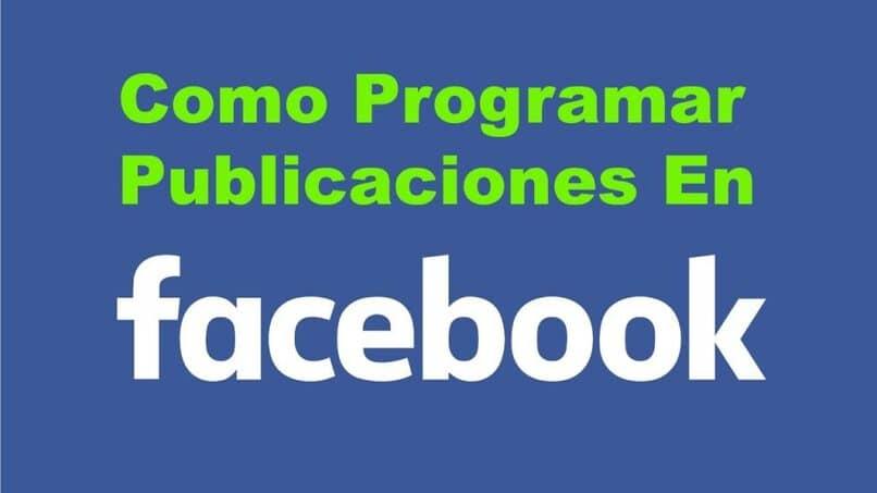 configuracion para programar en facebook