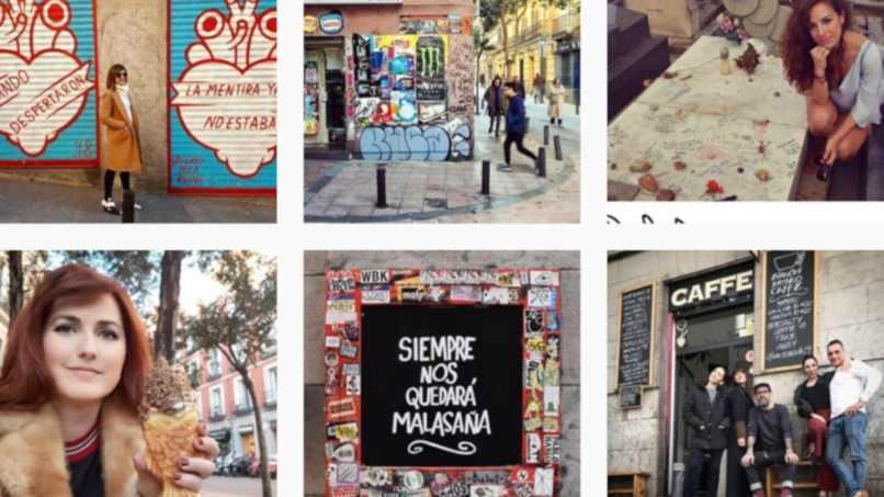 publicaciones apareces instagram