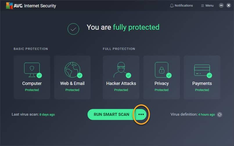 avg antivirus gratuito para pc