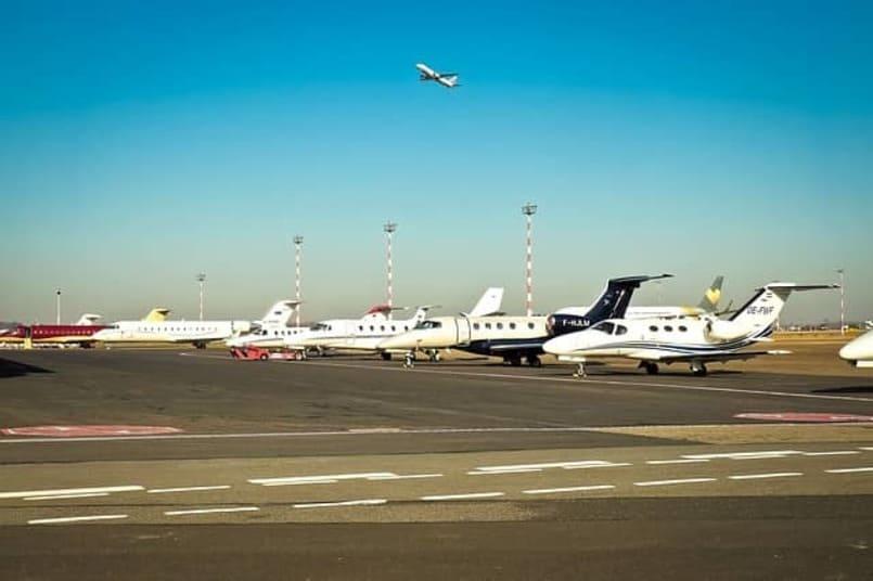 aeropuerto avionetas