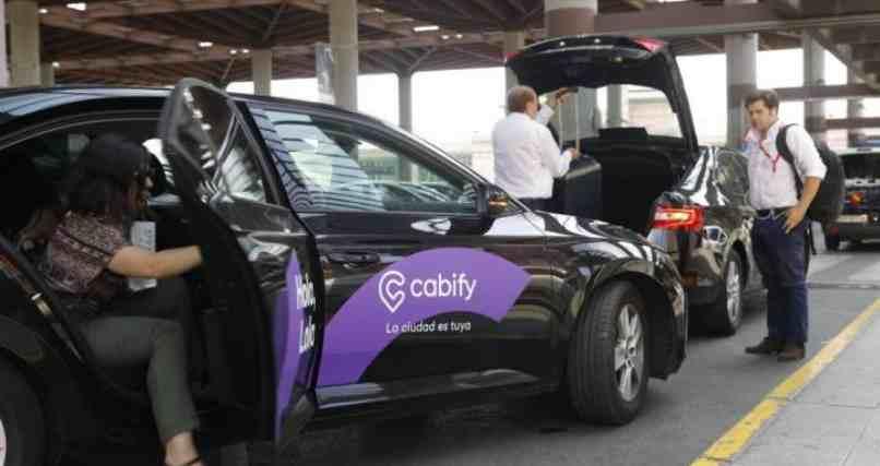 cabify abordando