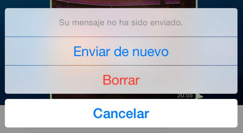 cancelar iphone