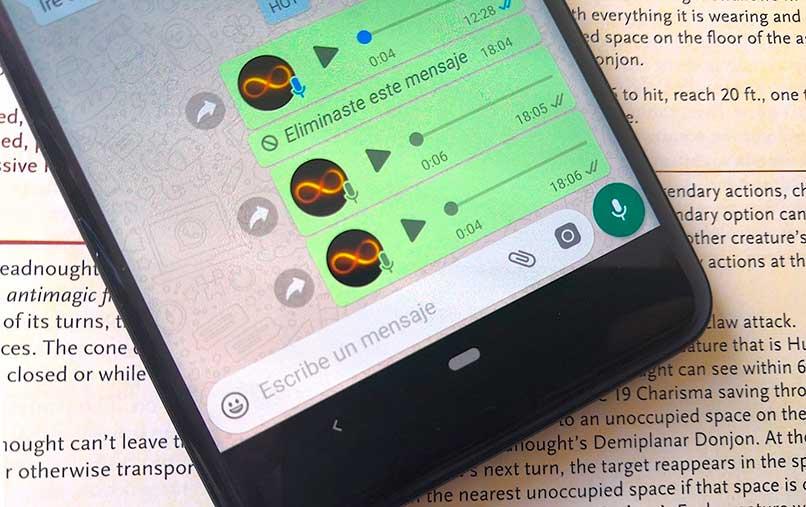 Convertir voces en texto en Android e iPhone