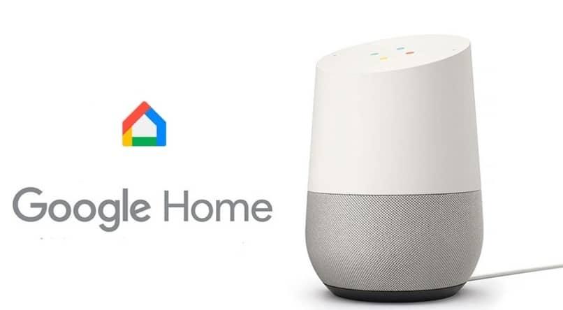 primera configuracion de google home