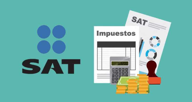 sat impuestos