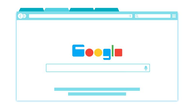 google chrome en navegador