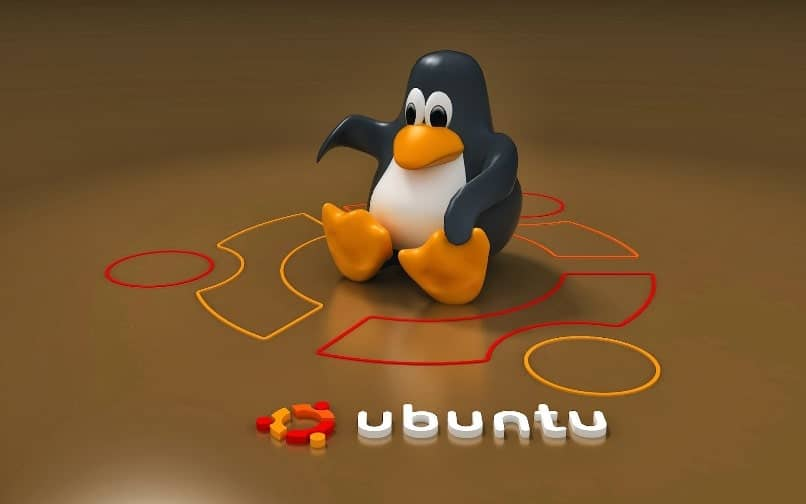 logo linux blanco
