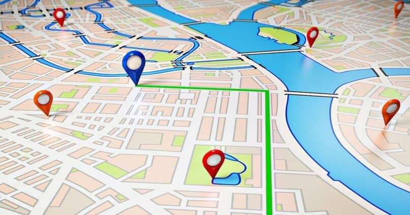 descubre tu ubicacion con google maps