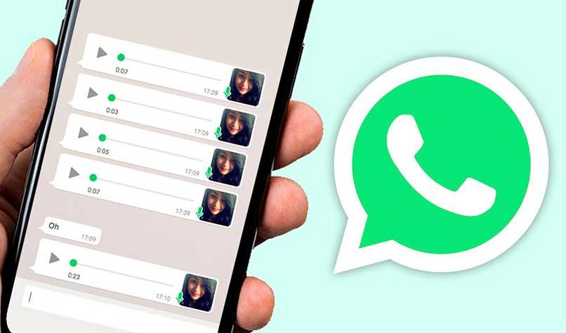 Convertir voces en texto con WhatsApp
