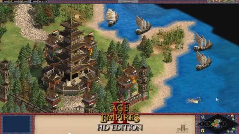 estrategia de juego age of empires 2