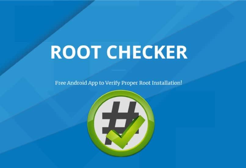 icono aplicacion root checker