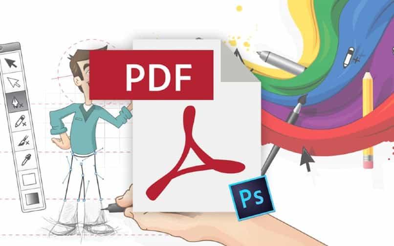 uso pdf en photoshop
