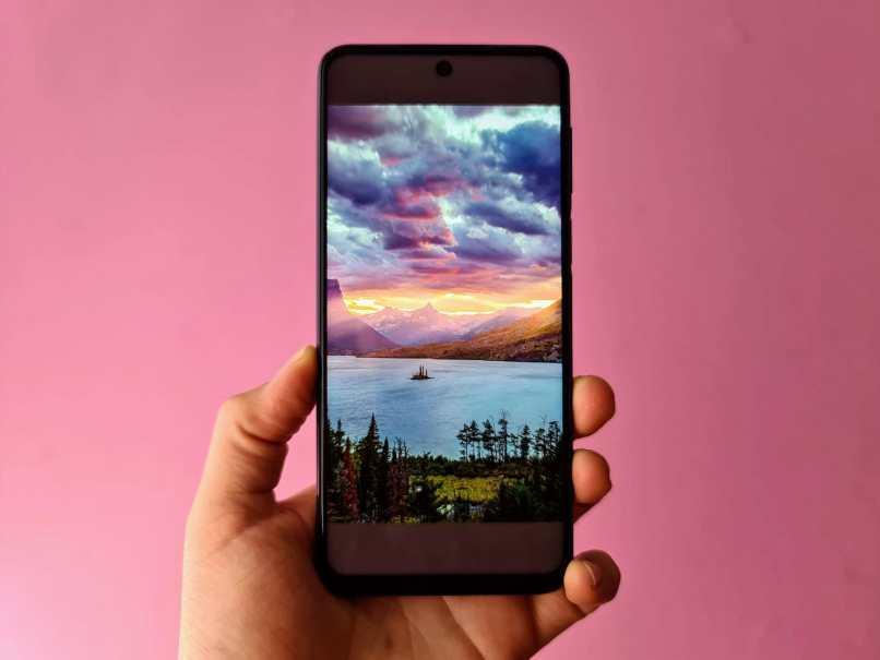 celulares android led flash camara