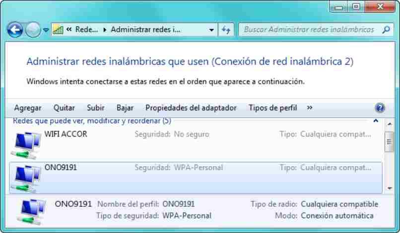 recuperar contraseña wifi router